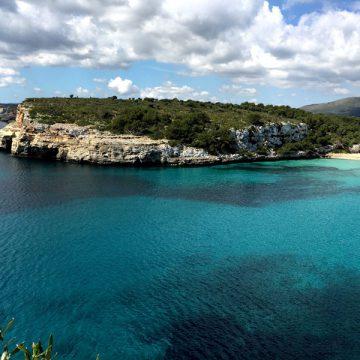 Mallorca Bucht Cala Romantica