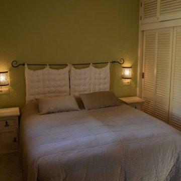 Strandhaus Mallorca Ferienhaus Schlafzimmer